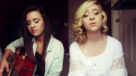 wanted (hunter hayes cover) - megan & liz