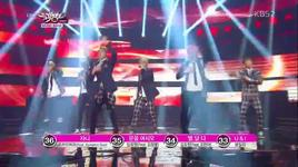 i'm better (131115 music bank) - m.pire