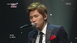 you don't know love (131115 music bank) - k.will