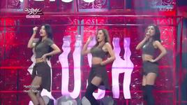 hush (131115 music bank) - miss a
