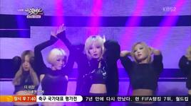 now (131115 music bank) - trouble maker