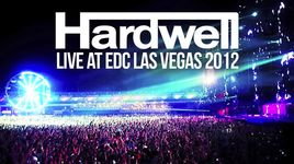 video nhac san - nonstop - hardwell liveset at edc las vegas 2012  - hardwell