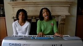 halo (beyonce cover) - chloe and halle