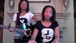 we found love (rihanna cover) - chloe and halle