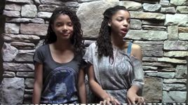 wake me up (avicii cover) - chloe and halle