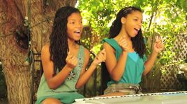 honeymoon avenue (ariana grande cover) - chloe and halle