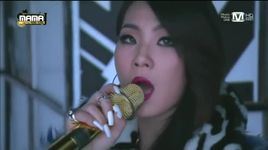 lonely & missing you (131122 mama) - 2ne1