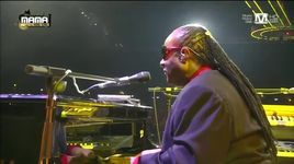 lately & isn't she lovely & superstition (131122 mama) - stevie wonder