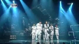 ab city (131122 music bank) - alphabat