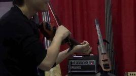 asta electric violin jam 2013 - david wong