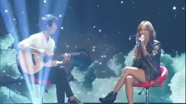 give it to me right - hyolyn, sungha jung