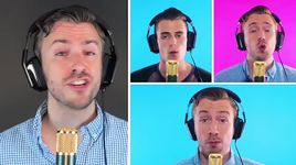 on top of the world (imagine dragons cover) - peter hollens, mike tompkins