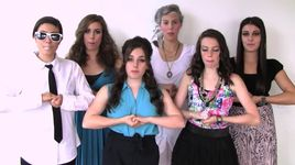 love you like a love song (selena gomez cover) - cimorelli