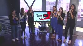 million bucks (live at what's trending!) - cimorelli