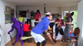 harlem shake (11 siblings edition) - cimorelli