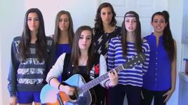 i knew you were trouble (taylor swift cover) - cimorelli