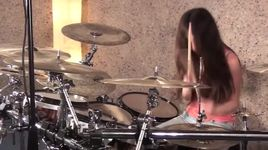 immigrant song (led zeppelin drum cover) - meytal cohen