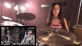 give it away (red hot chilli peppers drum cover) - meytal cohen