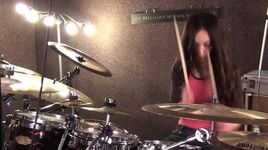 walk (pantera drum cover) - meytal cohen