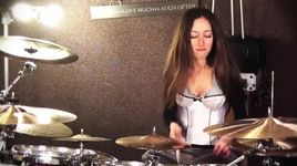 two weeks (all that remains drum cover) - meytal cohen