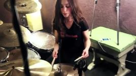 get up (drum cover) - meytal cohen