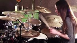 best of you (foo fighters drum cover) - meytal cohen
