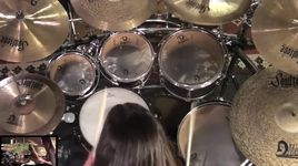 best of you (foo fighters drum cover) (overhead cam) - meytal cohen