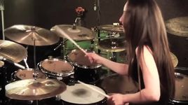 bat country (avenged sevenfold drum cover) - meytal cohen