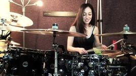 everlong (foo fighters drum cover) - meytal cohen