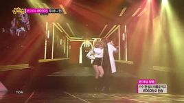 now (131130 music core) - trouble maker