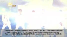 melon music awards 2013 - part 1 - v.a