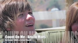 count on me (bruno mars cover)  - jordan jansen, connie talbot