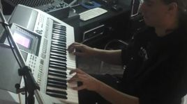 behind blue eyes (limp bizkit keyboard cover) - simon skrlec