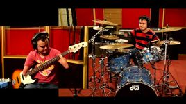 dani california (red hot chili peppers drum and bass guitar cover) - cornel hrisca-munn