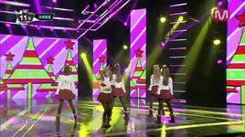lonely christmas (131212 m countdown) - crayon pop