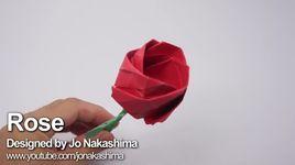 origami rose (2) - dang cap nhat