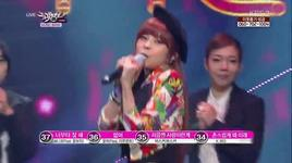 love007(131213 music bank) - heyne