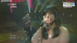 love falls (131213 music bank) - jong hyun (cnblue), juniel
