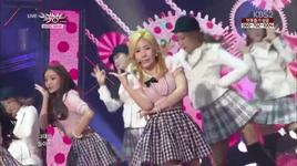 i do i do (131213 music bank) - secret