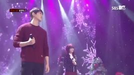 love falls (131217 sbs mtv the show) - jong hyun (cnblue), juniel