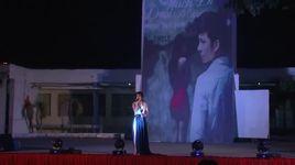 khoang cach ngot ngao (live) - nguyen trieu dang, yully ngoc