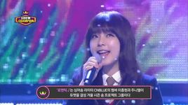 love falls (131218 show champion) - jong hyun (cnblue), juniel