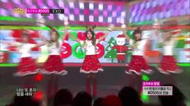 lonely christmas (131221 music core) - crayon pop