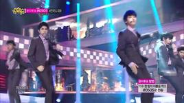voodoo doll (131221 music core) - vixx