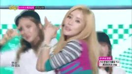 i do i do (131221 music core) - secret