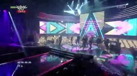 gentlemen (131220 music bank year end special) - teen top, aoa, m.i.b