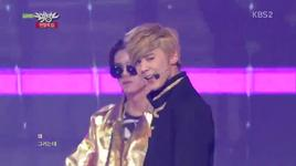 rocking (131220 music bank year end special) - teen top