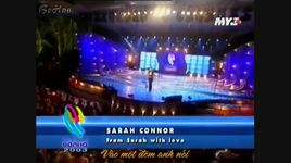 from sarah with love (live) - sarah connor