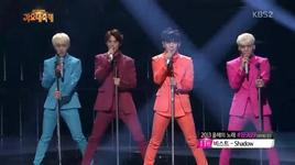 dream girl (131227 kbs gayo daejun) - shinee