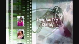 dung ban tam (handmade clip) - khoi my